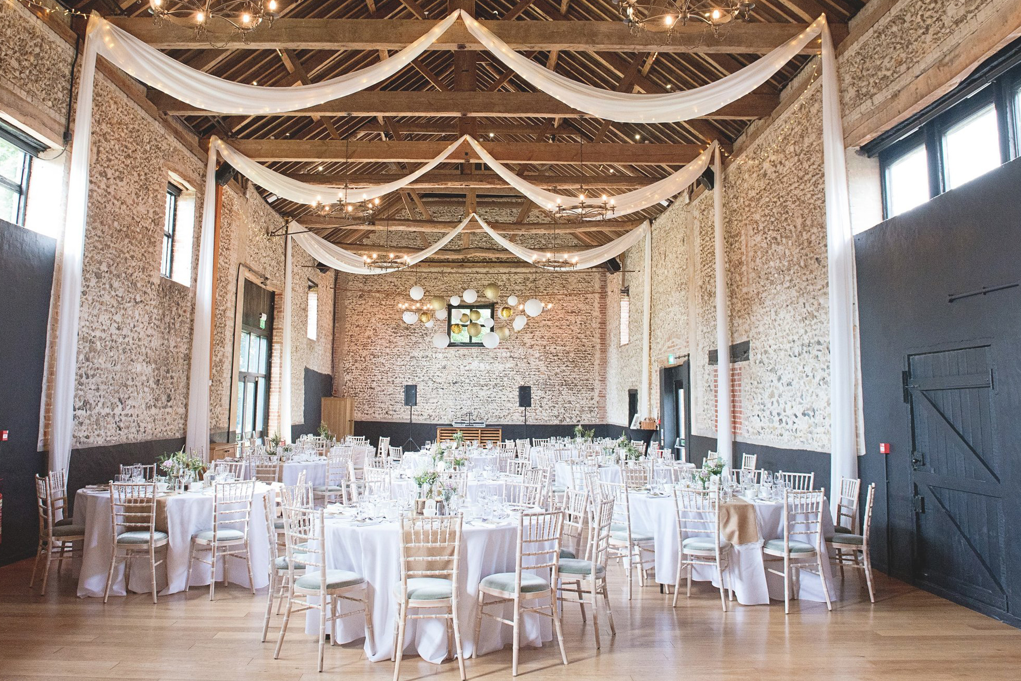 Cambridge Wedding Services - The Granary Estate