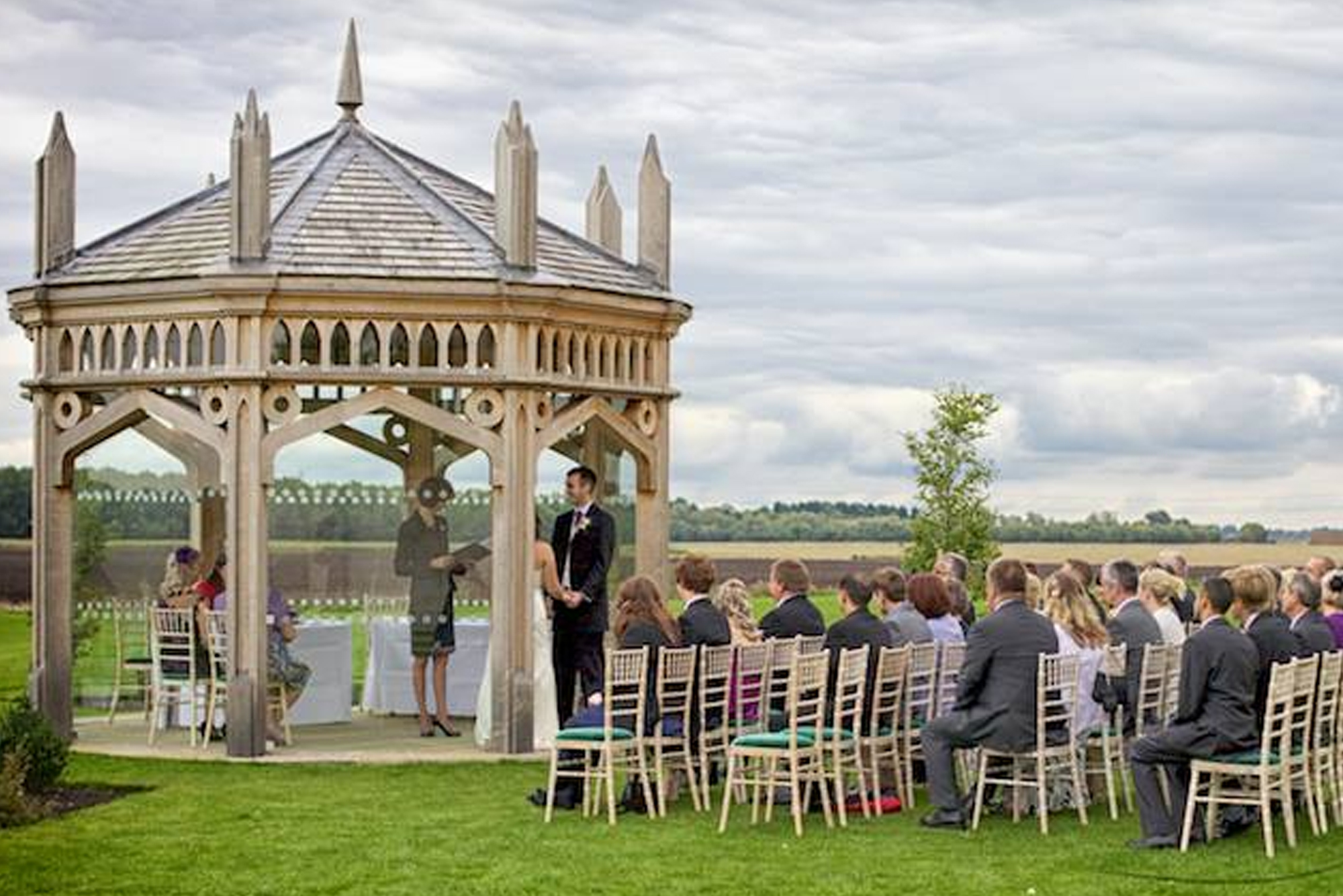 Cambridge Wedding Services - The Old Hall, Ely