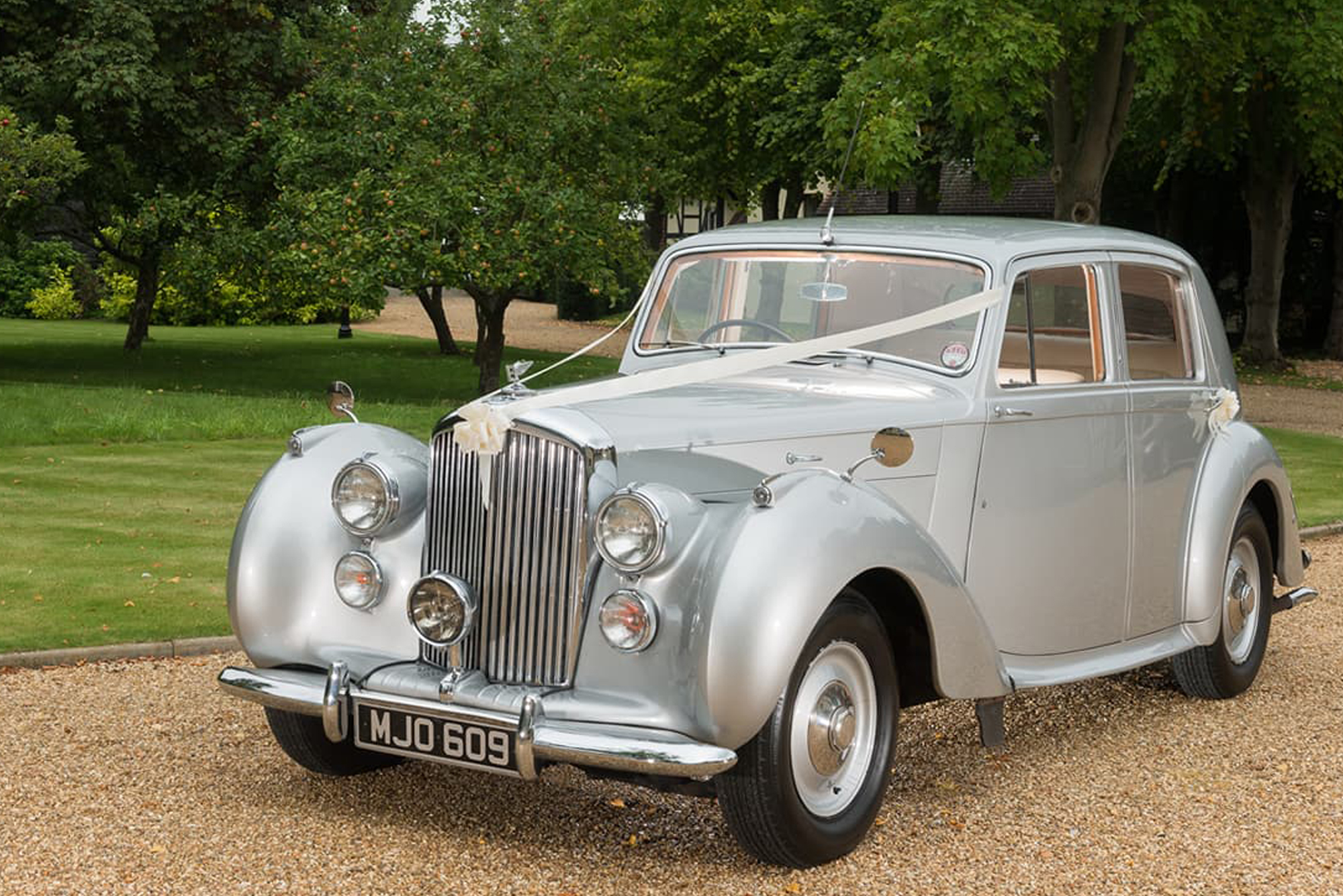 Cambridge Wedding Services - Wedding Car Hire