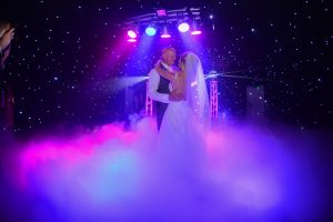 Cambridge Wedding Services - Disco Dry Ice