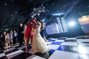 Cambridge Wedding Services - Disco
